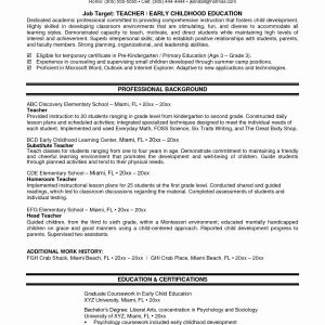 Effective Resume - 36 Cute Writing An Effective Resume Gallery Y2g