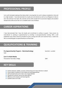 Electrician Resume Template Microsoft Word - 24 Awesome Stock Electrician Resume Template Microsoft Word