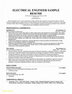 Electronics Engineer Resume - Sample Engineering Resume