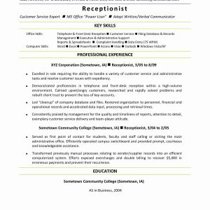 Emt Resume Template - Good Resume Examples for Jobs Awesome 40 Beautiful Emt Resume