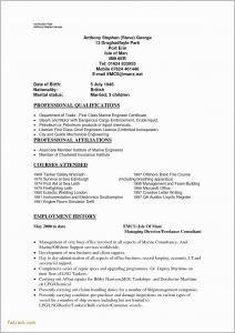Engineering Resume - Mechanical Engineer Resume Template Fwtrack Fwtrack