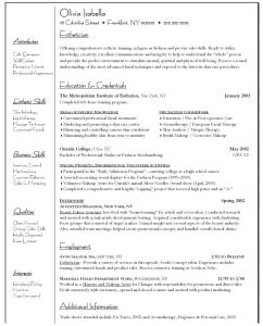 Esthetician Resume Template - 16 Best Download Resume Templates