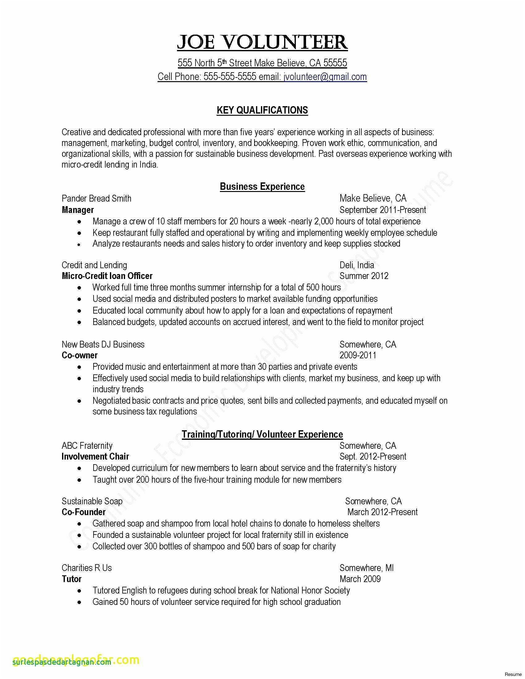 event resume template Collection-Sample College Application Resume Lovely Painter Resume 0d Unique Schedule events Template 14-n