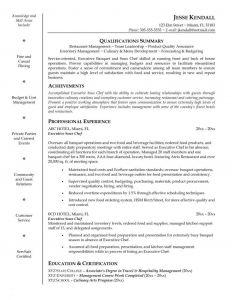 Executive Chef Resume Template - Chef Resume Template Lovely 19 New Executive Chef Resume Radio