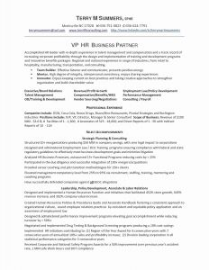 Executive Hybrid Resume Template - 47 Luxury Sample Cover Letter Administrative assistant Resume