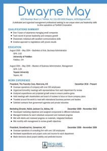Fairfield University Resume Template - Manager Resume Sample Fresh Best Executive Resume Examples 2018 that