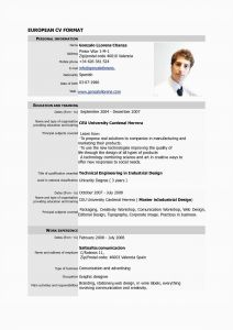 Fashion Designer Resume Template - 23 Free Resume Template Creative Simple