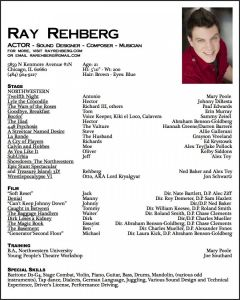 Film Actor Resume Template - How to Write An Acting Resume Best Best Actor Resume Unique Actor