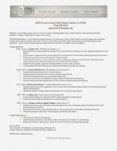 Film Production Resume Template - 20 Luxe Cv Word original S Lucybug