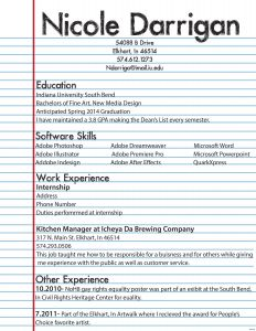 Fine Arts Resume Template - 13 Best after Effects Templates Land Of Template