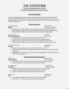 Fine Arts Resume Template - New Artist Resume Template