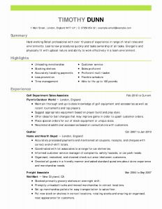 Ford Auto Resume - New Resume format Professional Resume Resume Examples Resume