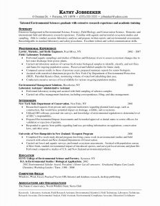 Forestry Resume - Medical Records Clerk Resume Unique Career Focus Resume New Luxury