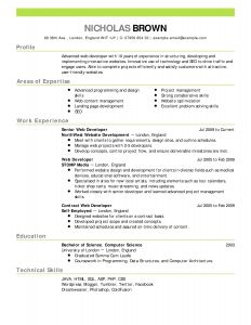 Freelance Writer Resume Template - 46 Design Resume Word Templates