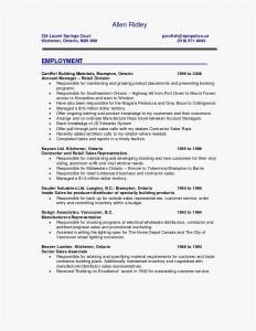 General Contractor Resume Template - 20 Free What is Needed In A Resume Example