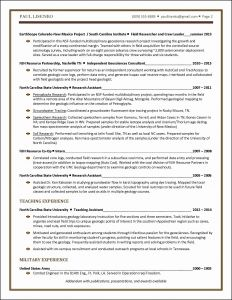 Geology Resume Template - Collection Resume Examples Inspirationa Geologist Resume Template