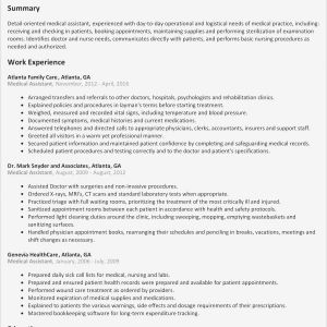 Good Resume - Good Resumes Examples Dazzling Automotive Resume Beautiful Bsn