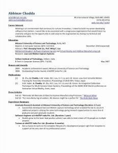 Hardware and Networking Resume - Sample Resume for Hardware and Networking for Fresher Lovely 11