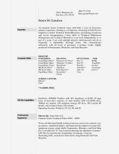 Hardware Store Resume - 20 Beau Cv Exemple Open Fice Stock Lucybug