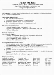 Healthcare Resume - 26 Best Writing A Resume Tips New