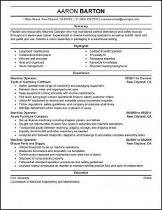 Heavy Equipment Operator Resume - Heavy Equipment Operator Resume Beautiful Resume Templates forklift