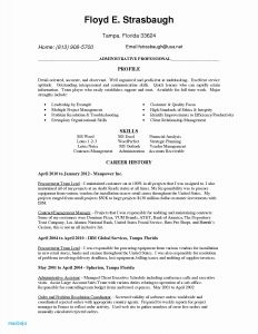 Janitorial Resume Template - Janitorial Contracts Templates Awesome Janitor Resume Janitor Resume