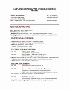Kelley School Of Business Resume Template - Resume format for Mba Save Mba Resume Sample New Best Kelley School