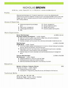 Kelley School Of Business Resume Template - Kelley School Business Resume Template Choice Image Business