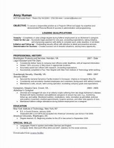 Law School Resume Template - Resume for Law School Unique 38 Elegant Law School Resume Template
