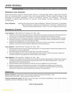 Legal Resume - Professional Executive assistant Resume Free Downloads Resume