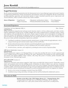 Legal Secretary Resume Template - Legal Resume Examples Law Student Resume Template Best Resume