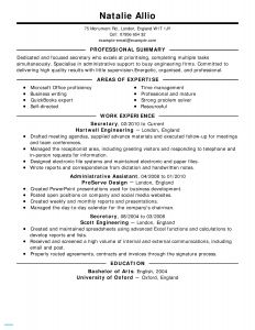 Lpn Resume Template - Lpn Resume Examples Unique Sample College Application Resume Lovely