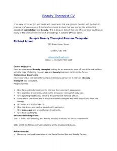 Massage Resume Template - Massage therapy Resume Best Luxury Resume Examples for