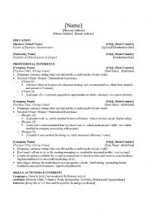 Mba Application Resume Template - Mba Application Resume Template Best Custom Essay Writing is Easy