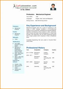 Mechanic Cv Example Resume - Mechanic Cv Resume Fresh Example Cv Resume Resume New Resume