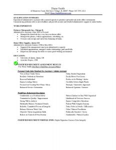 Medical Office Resume Template - 23 Resume Templates for Nursing Jobs