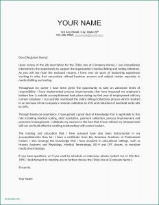 Medical Resume - Medical Cover Letter Inspirationa Cover Letter Review Resume Review