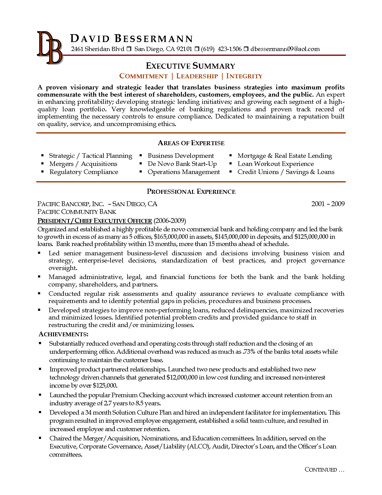 14 mergers and acquisitions resume template ideas resume