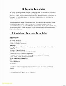 Ministry Resume Template - Graphic Design Job Description Resume Fresh Best Resumes Ever