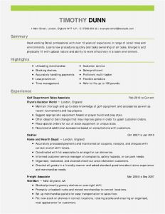 Modeling Resume Template - Model Resume Template Best Free Resume assistance 2018 Fresh