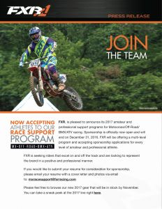 Motocross Sponsorship Resume Template - Motocross Sponsorship Resume Motocross Sponsorship Resume