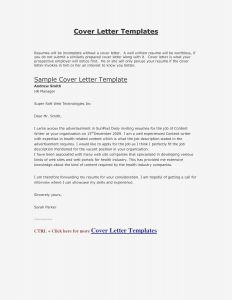 Non Profit Resume Template - Sample Accounting Cover Letters