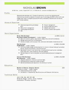 Occupational therapy Resume Template - Occupational therapy Resume 20 Luxury Physical therapist Resume