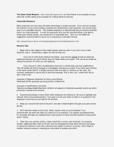 Openoffice Template Resume - Resume Template for Openoffice Fresh Resume Templates for Openoffice