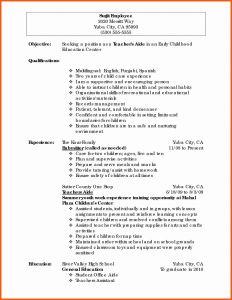 Painter Resume Template - Objective Examples for Resume Elegant A Good Resume New New Resume