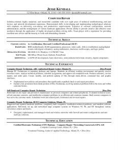 Pc Tech Resume - 47 Concepts Surgical Tech Resume Sample
