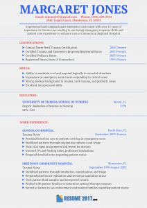 Pediatric Nurse Resume - Pediatric Nurse Resume Cheerful Nursing Resume format Awesome This