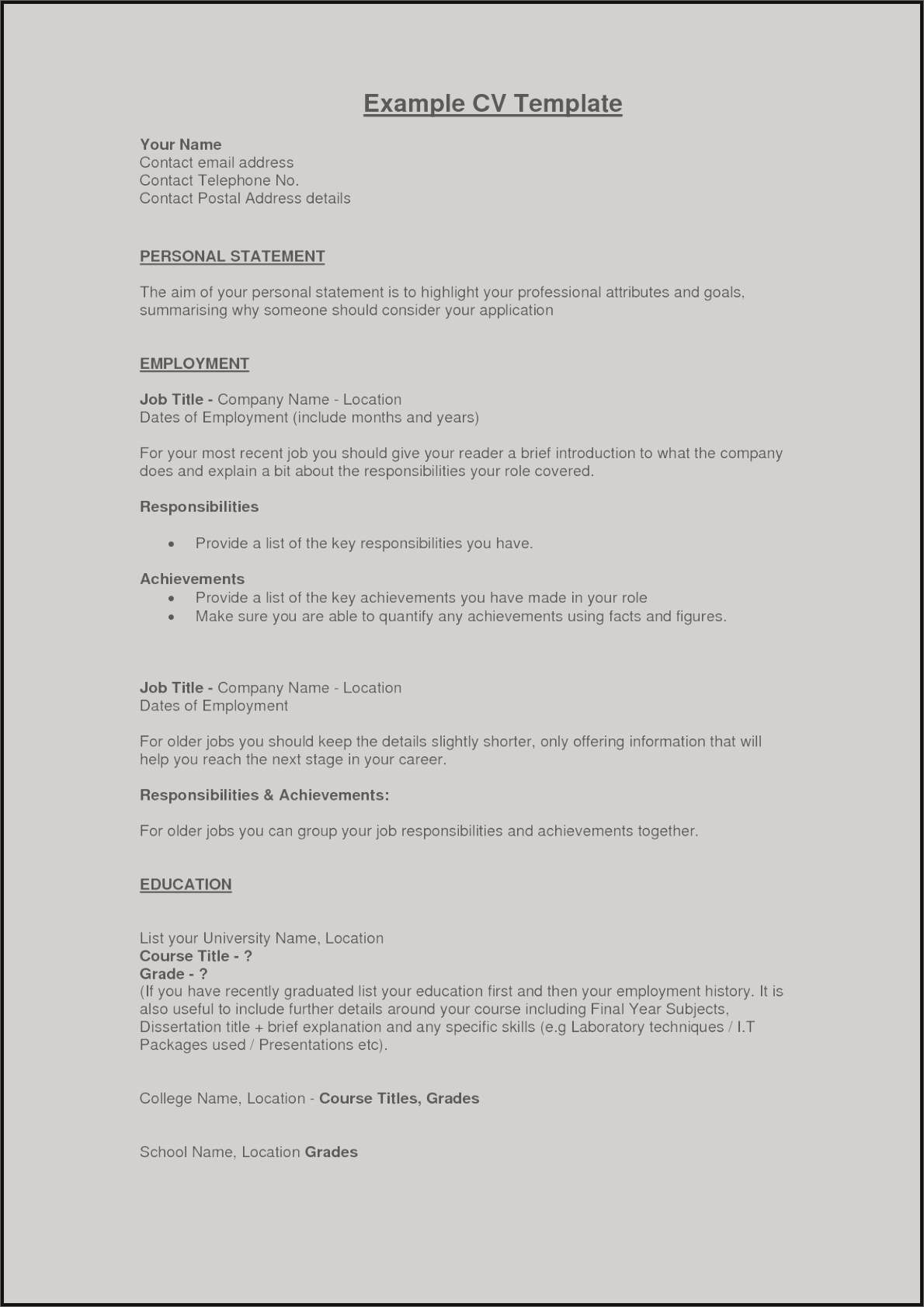 perfect resume Collection-Sample First Job Resume Save Example Perfect Resume Fresh Examples Resumes Ecologist Resume 0d 5-i