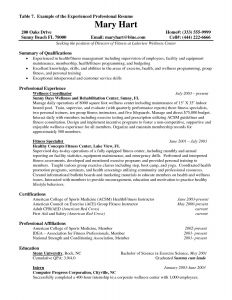 Personal Training Resume Template - Fitness Instructor Resume Luxury 24 Inspirational How to Write A