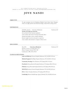 Pharmacy Technician Resume - Download Luxury Pharmacy Tech Resume